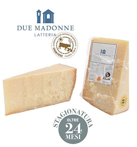 Parmigiano Reggiano (Parmesan ) D. o. P. 26 Monate nach Reifung 1000 gr.
