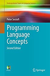 Programming Language Concepts (Undergraduate Topics in Computer Science)