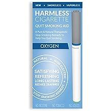 Dejar de fumar ayuda/Harmless cigarrillos/dejar de fumar recurso para ayudar a reducir deseos/satisfactorio y eficaz, Oxygen 2.0