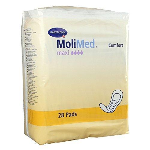 Molimed Comfort Maxi, 6X28 St