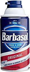 4 Pack - Barbasol Beard Buster Shaving Cream Original 10 oz