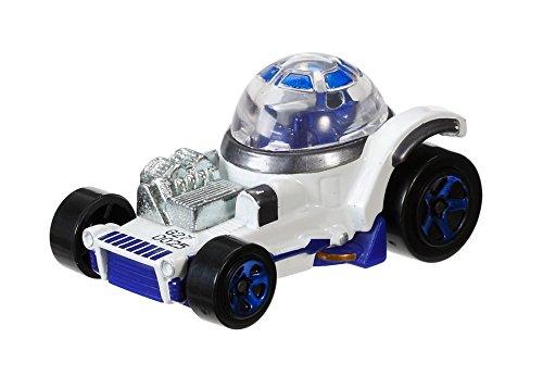Mattel Hot Wheels–Star Wars–R2D2