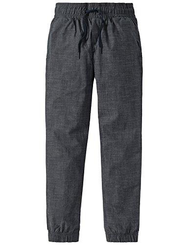 Schiesser Jungen Schlafanzughose Mix & Relax Webpants Blau (Nachtblau 804), 164 (Herstellergröße: M)