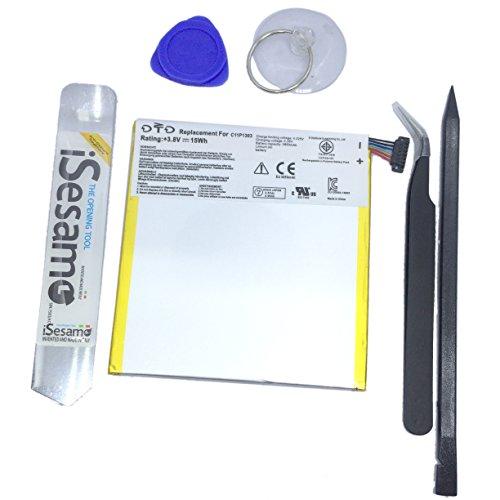 batteria tablet asus Dtd C11P1303sostitutiva batteria per Asus Google Nexus 720132nd Gen II tablet e strumenti per FREE12Garanzia mesi