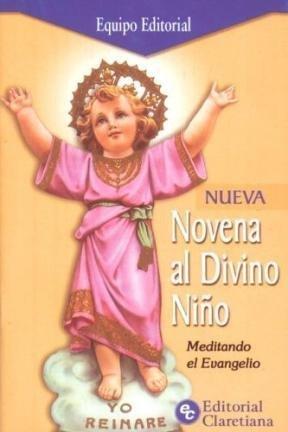 Nueva Novena Al Divino Nino Meditando El Evangelio par Claretiana
