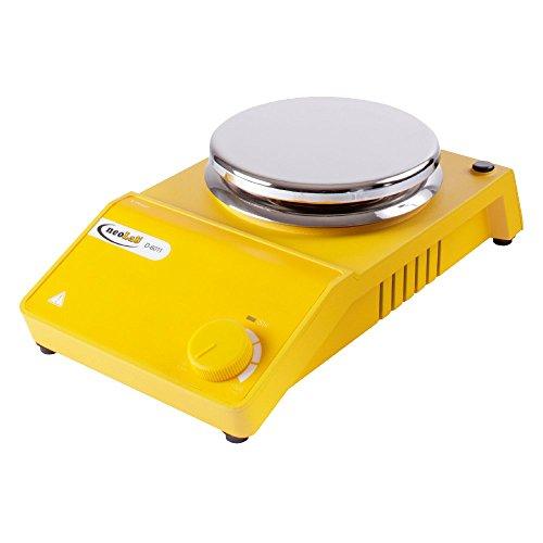 neoLab D-6011 neoMag Magnetrührer mit Edelstahlplatte