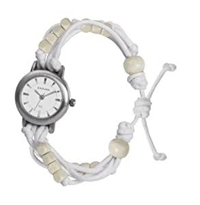 kahuna damen armbanduhr analog plastik weiss klf 0001l uhren. Black Bedroom Furniture Sets. Home Design Ideas