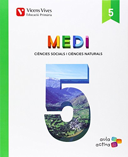 Medi 5 Social I Natural (aula Activa) Ambit - 9788468214795