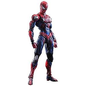 Square Enix Spiderman Marvel Universe Play Arts Kai Figura de acción 8