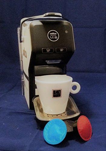 Buy 35 Lavazza A Modo Mio compatible capsules Espresso Decaffeinated Nero Puro Caffe' - Nero Puro Caffe'