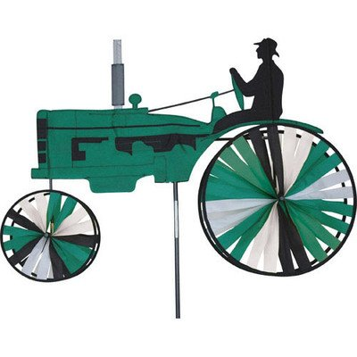 38 In.Green Tractor Spinner