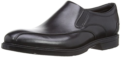 Rockport CS Bike Toe So, Chaussures de ville homme Noir (Black LEA)