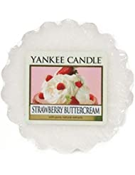 Yankee Candle 1173533E Bougie senteur Tartelette creme fraise