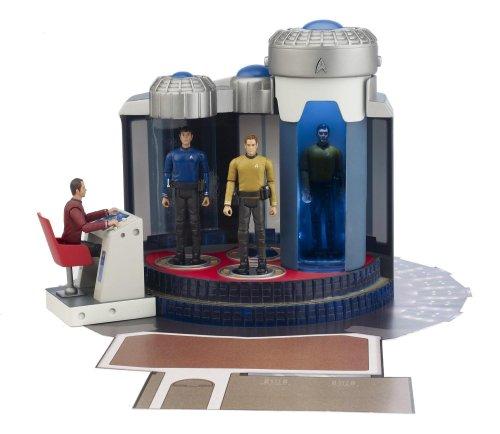 Sablon Star Trek 61902 - Playsets transportador habitación incluyendo la figura