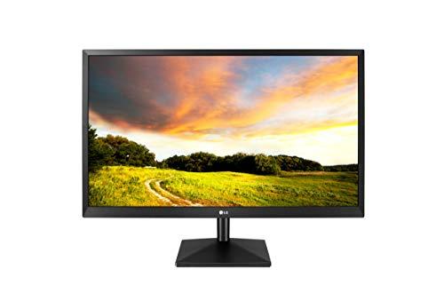 LG 27MK400H-B - Monitor Gaming de 68 cm FHD (27 Pulgadas, 16:9, 1920 x 1080, 2 MS, 300 CD /m2) Negro Mate