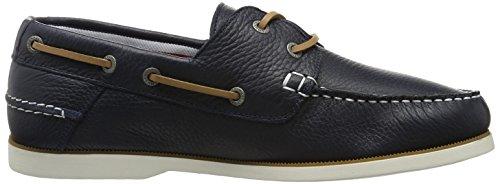 Tommy Hilfiger K2285not 1a, Chaussures Bateau Homme Bleu (Midnight 403)