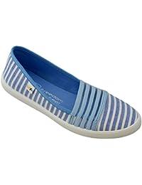 3f freedom for feet Donne Ragazze Slip-On Scarpe da Donna Bella Moda Calzature  Sportive Scolastiche - Scarpe da Ginnastica Chiuse… 2cb30d9ae86