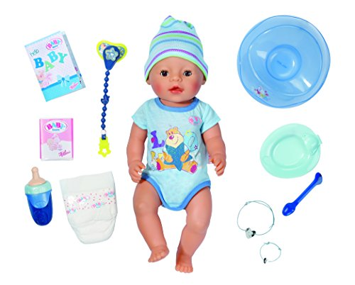 Zapf Creation 822012 - Baby Born Interactive - Badezimmer-sets Jungen Für Kid