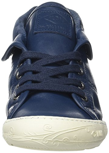 PLDM by Palladium Gaetane Tlc, Baskets Hautes Femme Bleu (Navy)