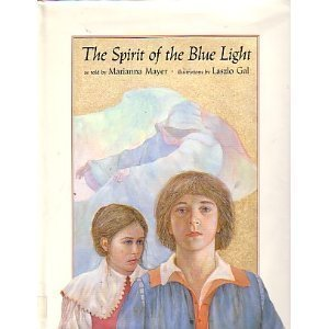 The Spirit of the Blue Light True Blue Fairy Light