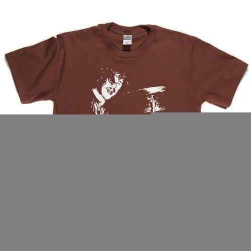 Bonzo Rock Music Graphic Tee T-shirt Braun