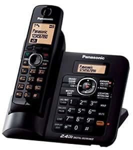 Panasonic KX-TG3821SXB 2.4 GHz DIGITAL Cordless Telephone