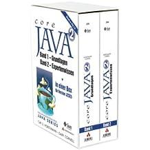 Das core Java 5-Paket - Das Profipaket: 2 Bücher  incl. 2 CD's: Band 1 Grundlagen und Band 2 Expertenwissen in einer Box