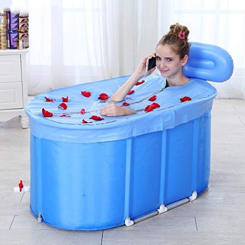 Cxmm Aufblasbare Badewanne Baumwolle Isolierung Badewanne für Erwachsene Bad zu Hause Fal