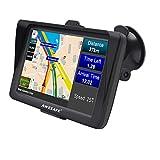 GPS Auto 7 Pouces Système de Navigation Automatique à Ecran Tactile...