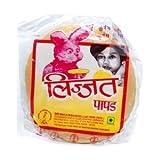 Produkt-Bild: Lijjat Knoblauch Garlic - Indische Papadam - 200g