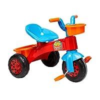 Globo Toys Globo - 40300 Vitamina_G Plastic Trike with Basket