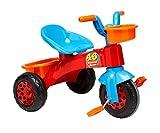 Globo Toys Globo–40300Vitamina _ G Kunststoff Trike mit Korb