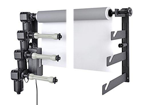 Bresser MB-6Y Elektrisches Aufhänge-System für 4-Fotostudio Hintergründe