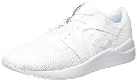 Asics Gel-Lyte Komachi, Sneakers Basses Femme, Blanc (White/White), 39 EU