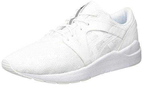 Asics Damen Gel-Lyte Komachi Sneaker Elfenbein (White / White)