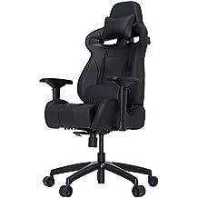 vertagear vg-sl4000_ CB Gaming Sitz Kunstleder Schwarz/Carbon 53x 52x 140cm