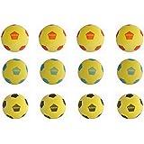 12er-Set Mondo Fußball Schaumstoffball Softball 20 cm Durchmesser
