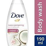 #6: Dove Coconut Milk and Jas Petals Body Wash, 190ml