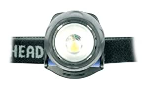 Ring Lampe frontale Cyba-Lite Sprint avec LED Noir