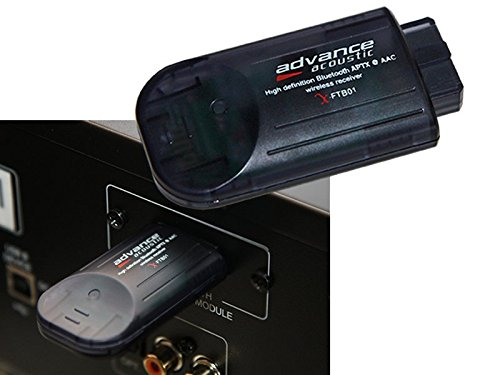 Zoom IMG-1 advance acoustic ricevitore wireless bluetooth