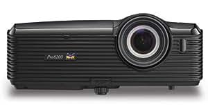 ViewSonic Pro8200 1080p Home Cinema Projector (2000 Lumens, HDMI)