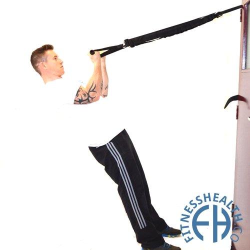 Zoom IMG-2 fh pro sospensione peso corporeo