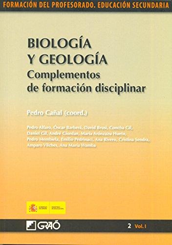 Biología y geología. Complementos de formación disciplinar eBook ...