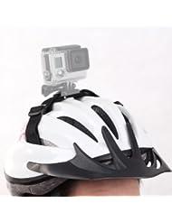 B.I.G. 425952 Gurthalterung für GoPro belüftete Helme