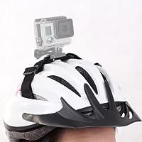 BIG 425952 Gurthalterung für GoPro belüftete Helme