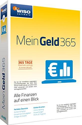 WISO Mein Geld 365 (aktuelle Version) Amazon Mein Konto Verwalten