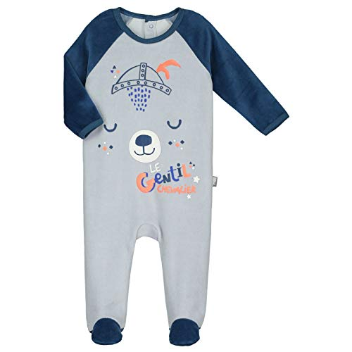 Pyjama Baby Velours Magic Dragon - Größe - 12 Monate (80 cm)