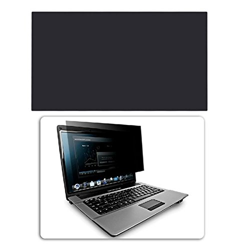 Preisvergleich Produktbild ningbao551 Professional 17 inch Privacy Filter Anti Peeping Screens Protective Film 383mmx215.43mm Anti Radiation for 16:9 Laptop