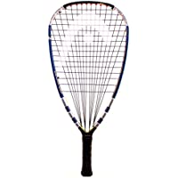 """Head metal líquido 170/180/190racquetball raqueta Series, 35/8""""Grip"""