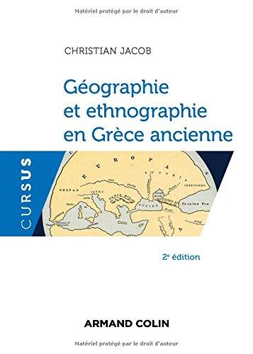 Gographie et ethnographie en Grce ancienne - 2e d.
